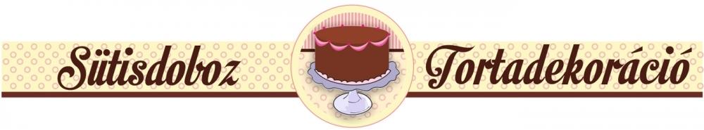 Sütisdoboz Tortadekoráció