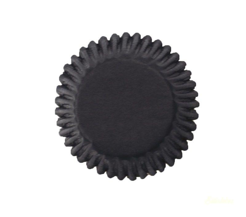 Culpitt muffinpapír - Fekete 50db