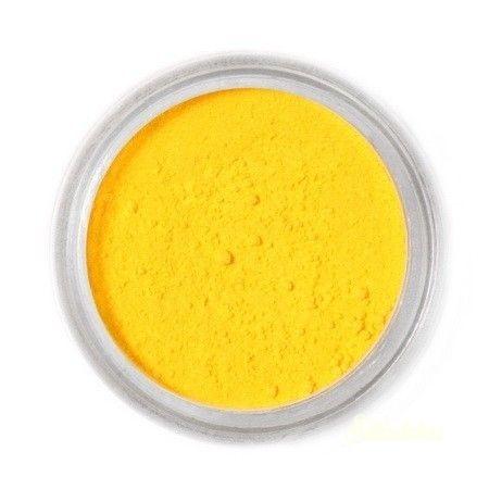 Fractal ételszínezõ por - Kanári sárga