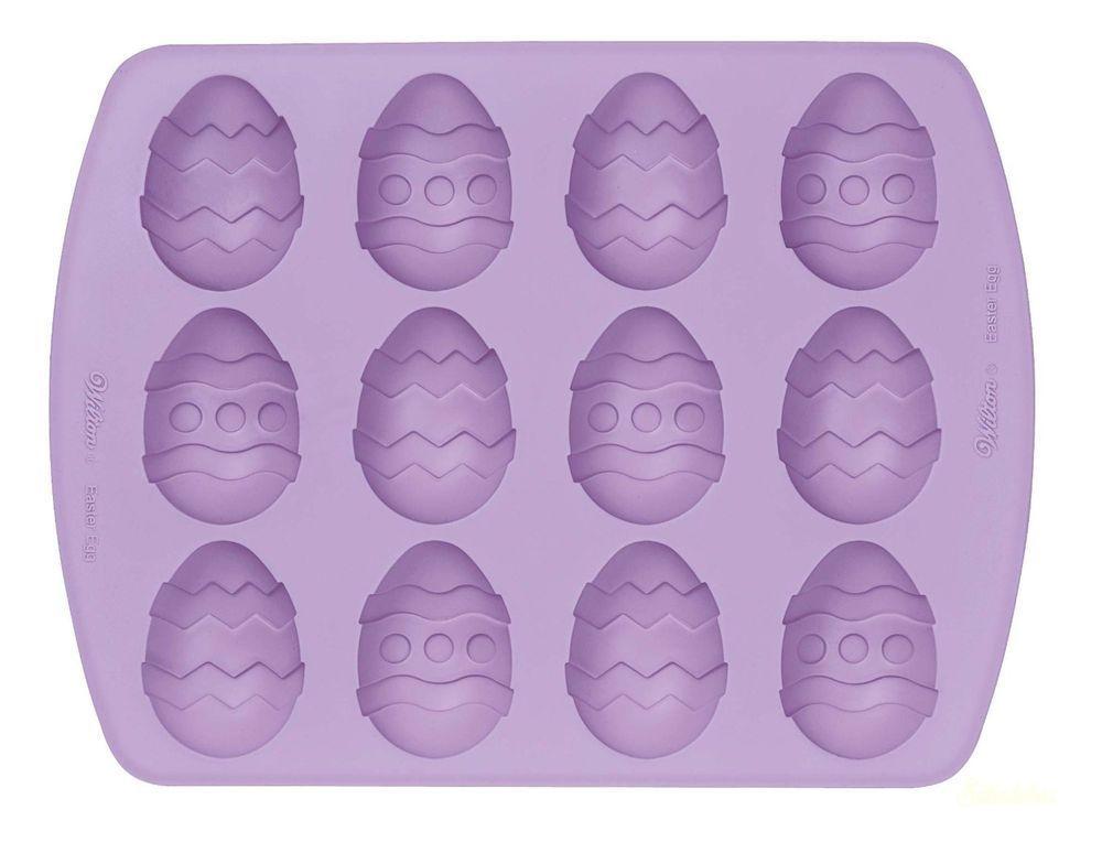 Wilton szilikon sütőforma - Kis húsvéti tojás