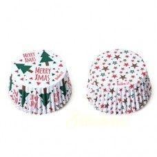 Decora muffinkapszli 36db - Karácsony 2#