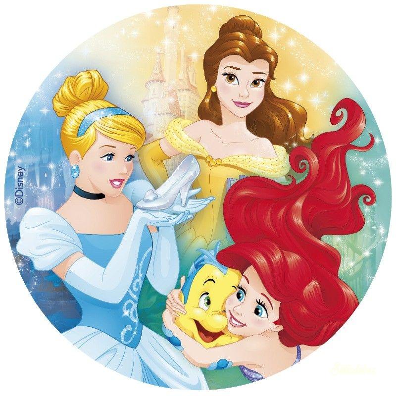 Tortaostya 1db - Disney hercegnõk