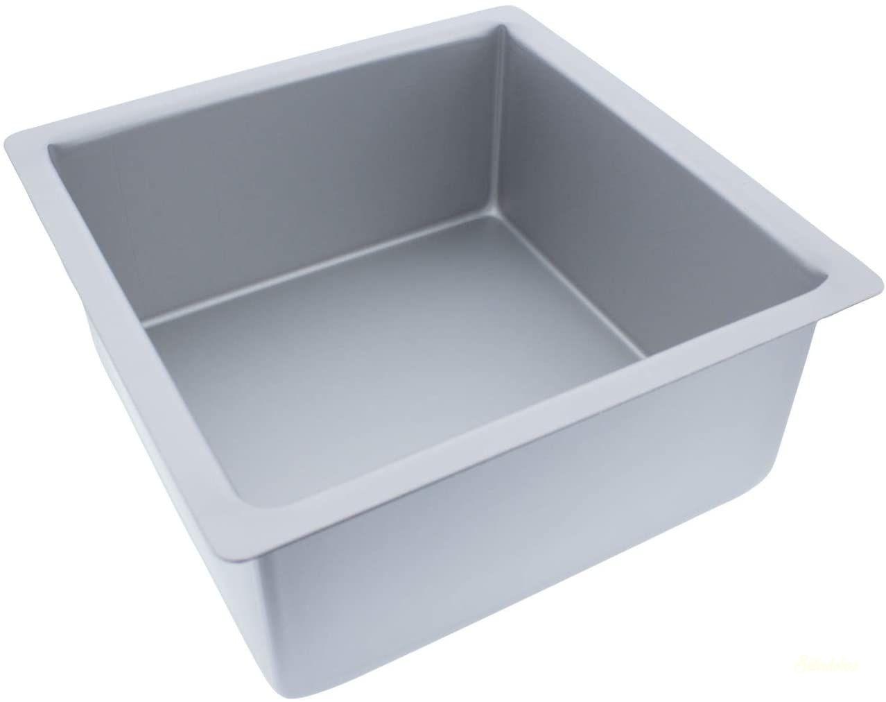 Decora alumínium sütőforma Szögletes - 20x20cm