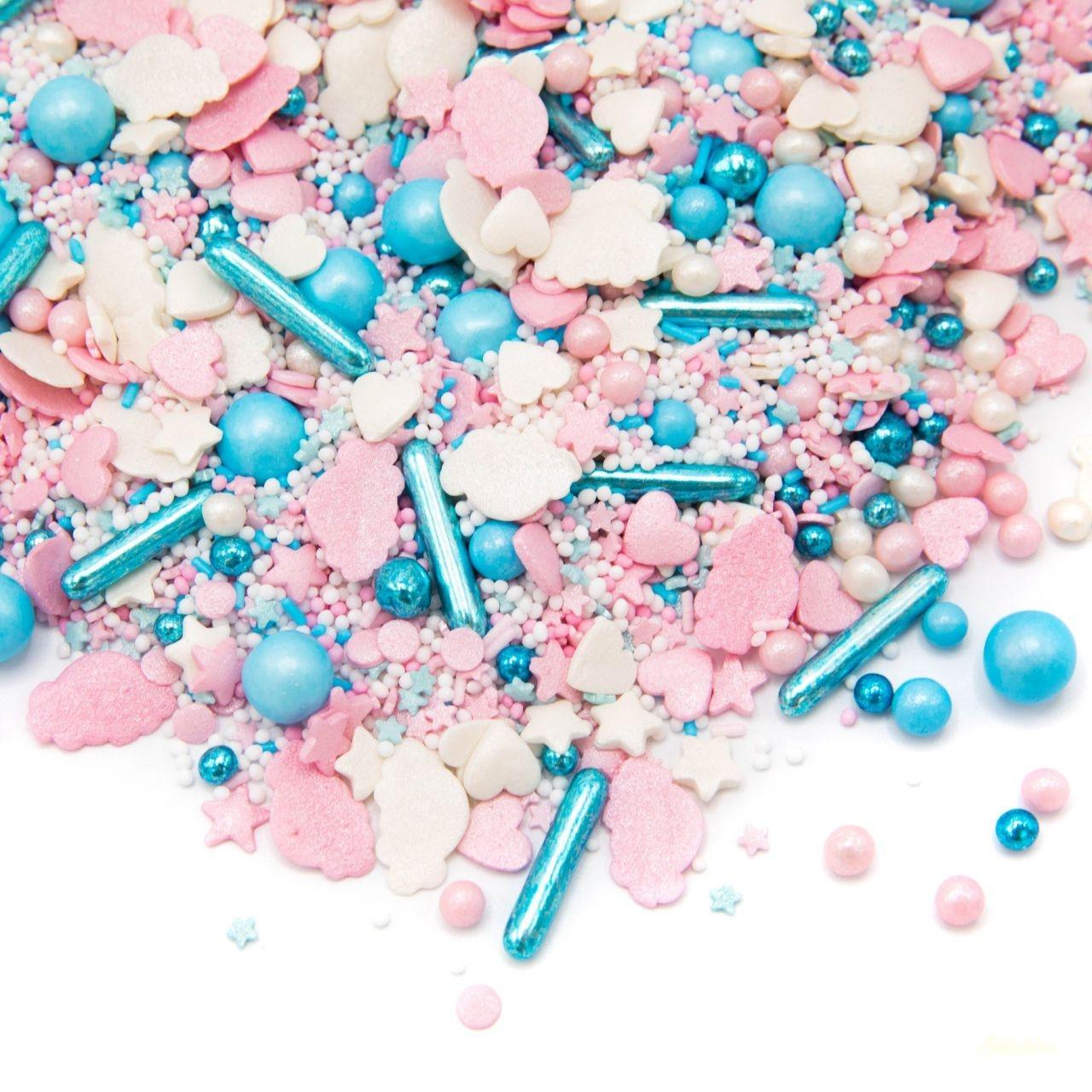 Happy Sprinkles szórócukor 90g - Sweet heaven