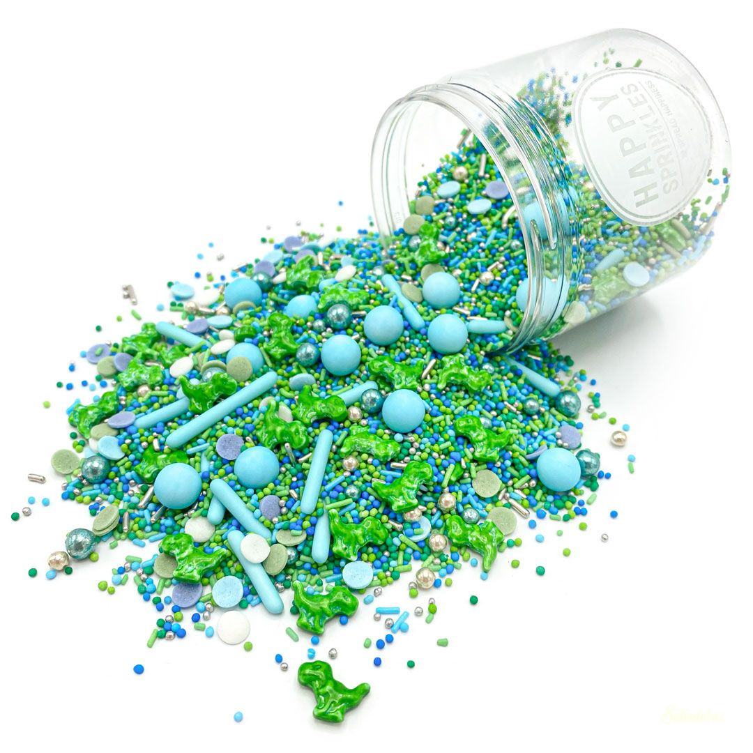 Happy Sprinkles szórócukor 90g - Jurassic party